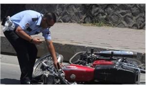 Silahlı saldırıya uğrayan motosiklet sürücüsü hayatını kaybetti