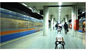 Merter-Havalimanı yönünde metro arızalandı