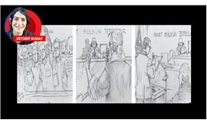 Tarihi davada tarihi savunmalar: Gazeteciler biat etmez