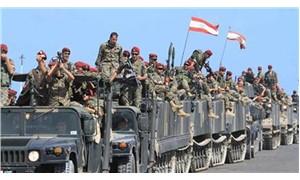 Lübnan ordusu Suriye sınırında harekata hazırlanıyor