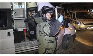 Adanalı esnaftan, bomba imha ekibine: Ben  üzerine yatayım