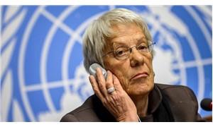 Del Ponte, Suriye Araştırma Komisyonu üyeliğini bırakıyor