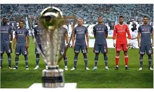 Süper Kupa maçı sonrası yaşananlar taraftar kamerasında