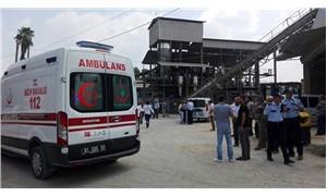 Yağ fabrikasında patlama: 1 işçi hayatını kaybetti