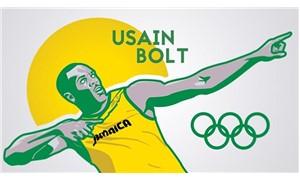Grafiklerle dünyanın gelmiş geçmiş en hızlı atleti Usain Bolt