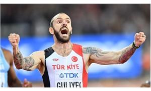 Şampiyon atlet Ramil Guliyev: 10 yılın emeğiyle buraya geldim