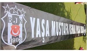 Valilikten stada alınmayan Atatürk pankartı hakkında açıklama