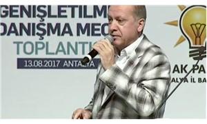 Erdoğan: Partimiz içinde de yolunu kaybedenler oldu
