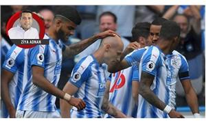 Huddersfield Town, kuzeyin mavi beyazı…