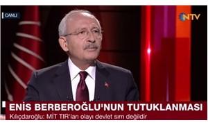 Kılıçdaroğlu: Ben adalet diyorum, o atlet diyor