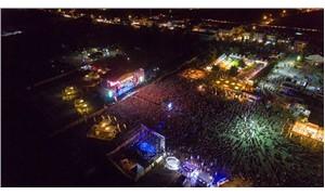 Zeytinli Rock Festivali rekorla başladı