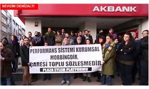 Akbank yüzlerce çalışanını sendikadan istifa ettirdi!