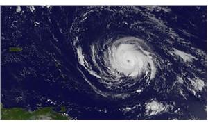 Irma kasırgası 5. kategoriye ulaştı!