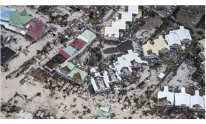 Irma kasırgası: 2 Karayip adası 'neredeyse yok oldu'
