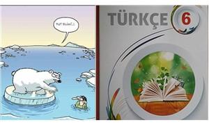 Türkçe kitabı 'Kutup Ayılı' karikatür yüzünden kaldırıldı