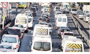 İstanbul trafiğinde okul servisi yoğunluğu yeniden başladı