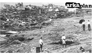 Kasırga felaket de getirdi sömürgecileri de bezdirdi