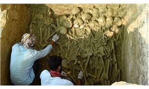 2 bin yıllık antik kentte çok sayıda iskelet bulundu