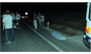 İki ayrı araç tarafından ezilen kazazede hayatını kaybetti