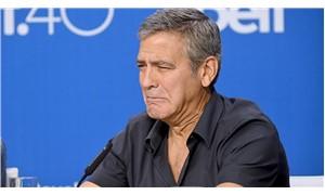 George Clooney: Günde 4 kez ağlıyorum