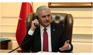 Yıldırım, Irak Başbakanı Haydar El Ebadi ile görüştü