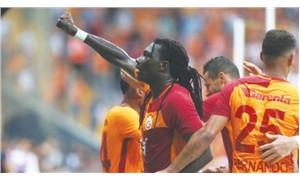 Galatasaray kaldığı yerden