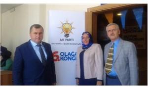 AKP Kadın Kolları Başkanı istifa etti