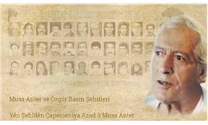 25. MUSA ANTER GAZETECİLİK ÖDÜLLERİ AÇIKLANDI