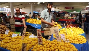 Üreticiye tarlada 1 lira, markette halka 8 lira