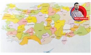 Türkçe ders kitabında Ege adaları yer almadı