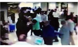 Hasta yakını, hastane çalışanına saldırdı