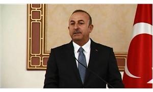 Çavuşoğlu, İranlı mevkidaşı Zarifi ile görüştü!
