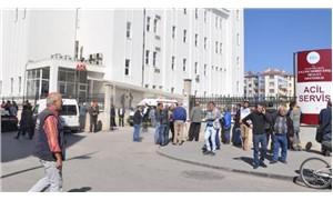 Hastanedeki silahlı çatışmada 1 polis yaşamını yitirdi