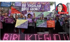 Kadınlardan kadın vekillere çağrı: Meclisi durdurun, yasayı geçirtmeyin