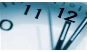 KKTC saatleri bir saat geri alıyor