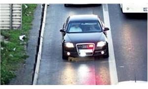 Çakarlı araçların geçiş üstünlükleri iptal edildi