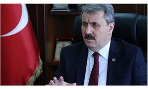 Mustafa Destici yeniden BBP Genel Başkanı seçildi