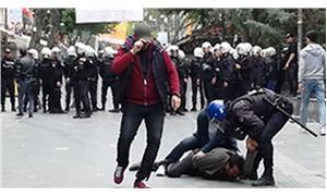'İşimizi geri istiyoruz' eyleminin 348. gününde 5 kişi gözaltına alındı