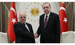 Erdoğan ile Irak Başbakanı İbadi ortak açıklama yaptı