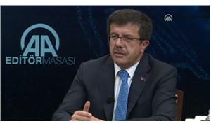 Bakan Zeybekci: Ekonomimiz iyi durumda, coşmuş olan bir ekonomimiz var