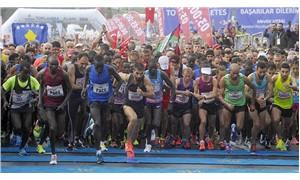 İstanbul Maratonunda 125 bin kişi koştu