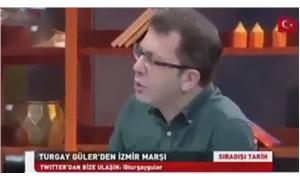 İzmir Marşı söyleyen Güler: İzmir Marşı okumadım; marş okumakla Atatürkçü olunmaz dedim
