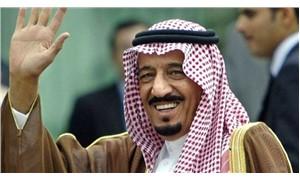 Suudi Kral Salman tahta veda ediyor