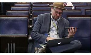 Beyaz Saray muhabiri Thrush görevden uzaklaştırıldı