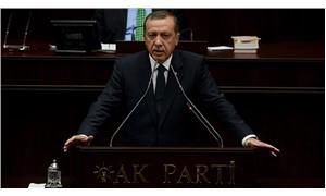 AKP lideri Erdoğan, partisinin grup toplantısında konuşuyor