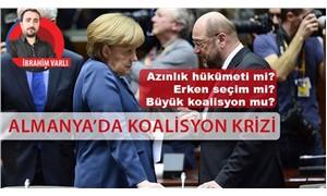 """Alman sermayesi """"büyük koalisyon"""" istiyor"""