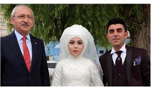 Gelinle damata Kılıçdaroğlu sürprizi