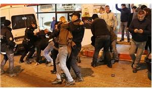 Ensar Vakfı protestosuna gözaltı