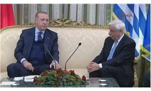 Erdoğan ile Pavlopulos arasında 'Lozan' tartışması