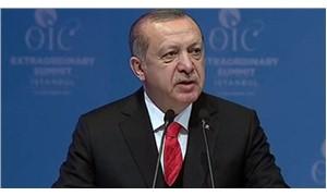 Erdoğan: İsrail bir işgal, terör devletidir